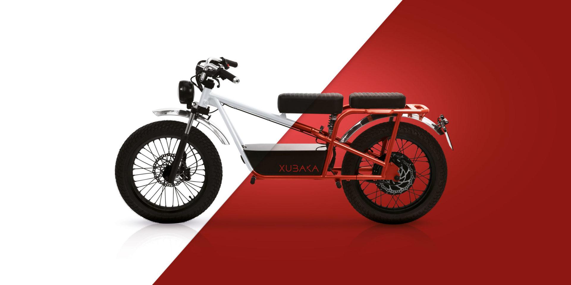 Moto électrique Xubaka